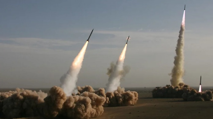 Will Iraqi territory be used to fire rockets on Israel from Iran?