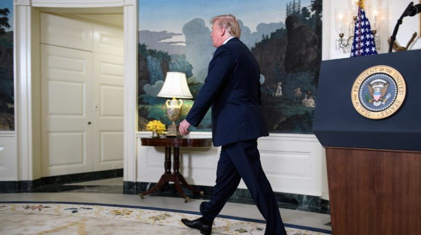 With steps on Israel and Iran, Trump aims to lock in foreign policy before exit