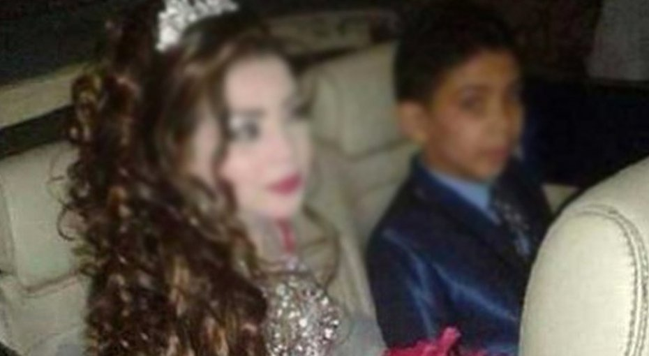 Sixty thousand Iranian boys aged under 18 are married