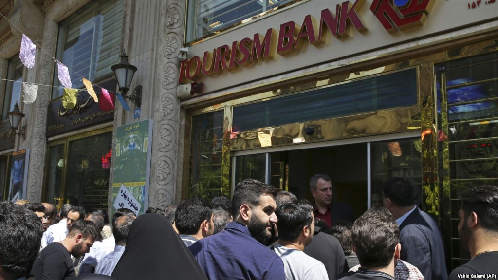 Sanctions have cut Iran's accessible foreign currency to $10 billion