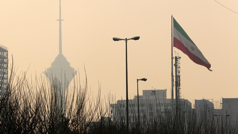 Iran's capital suffocating amid blame game over pollution