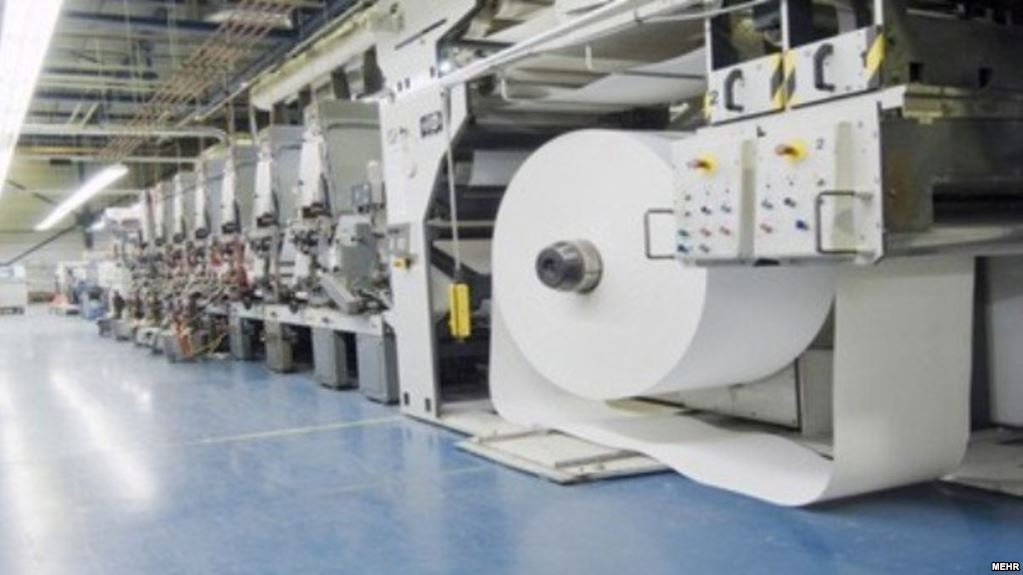 Cut out of Iranian domestic market, paper producers shut down