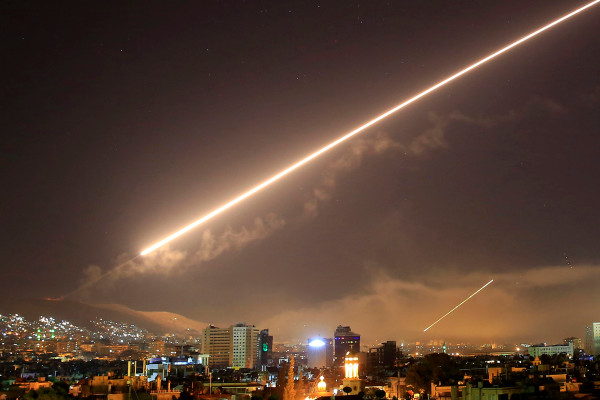 Israel will never let Iran improve Syria's decrepit air defenses