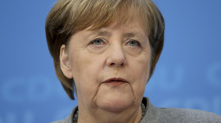 Merkel sees 'strong evidence' Iran attacked Gulf oil tankers