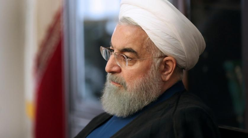 Iran's Rouhani: Situation not suitable for talks, resistance is our only choice