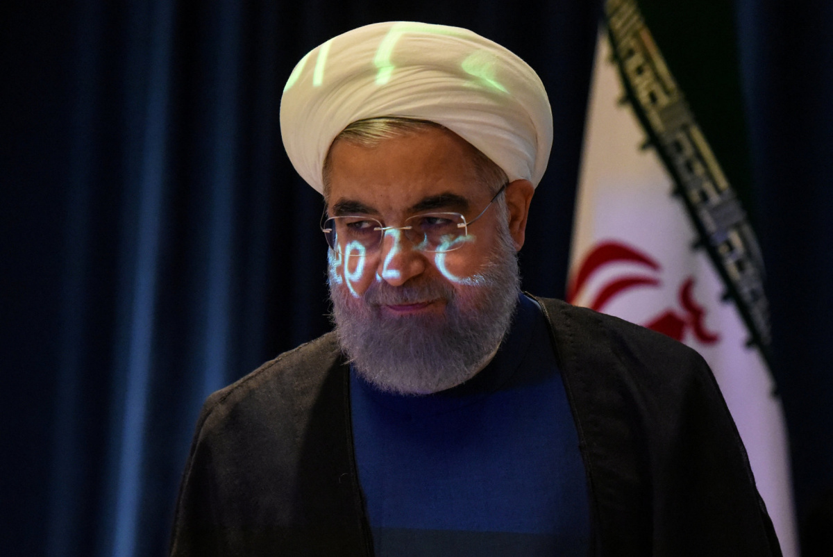 Iranian President Hassan Rouhani's seven years of broken promises