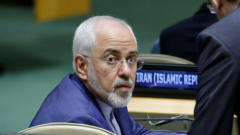 Iran's Zarif tries to form Russia-China alliance against US