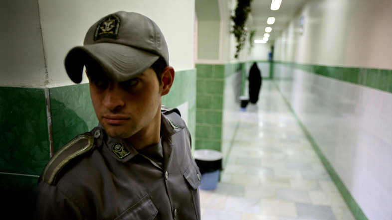 Shocking stories of abuse, harassment and humiliation of female prisoners in Iran