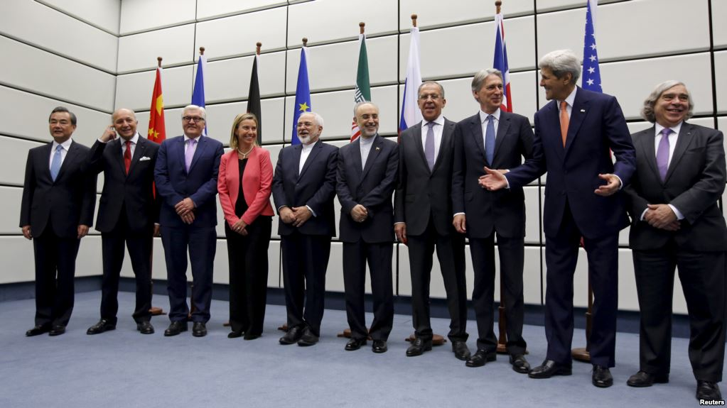 Europe must act on Iran's nuclear defiance