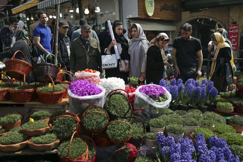 Statistical Center of Iran says Iranians are spending 46% more on goods