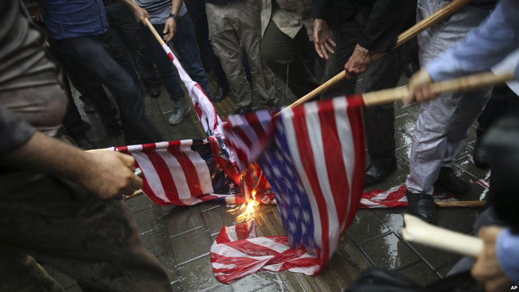 Iran holds US 'mistakes' responsible for its mounting regional power