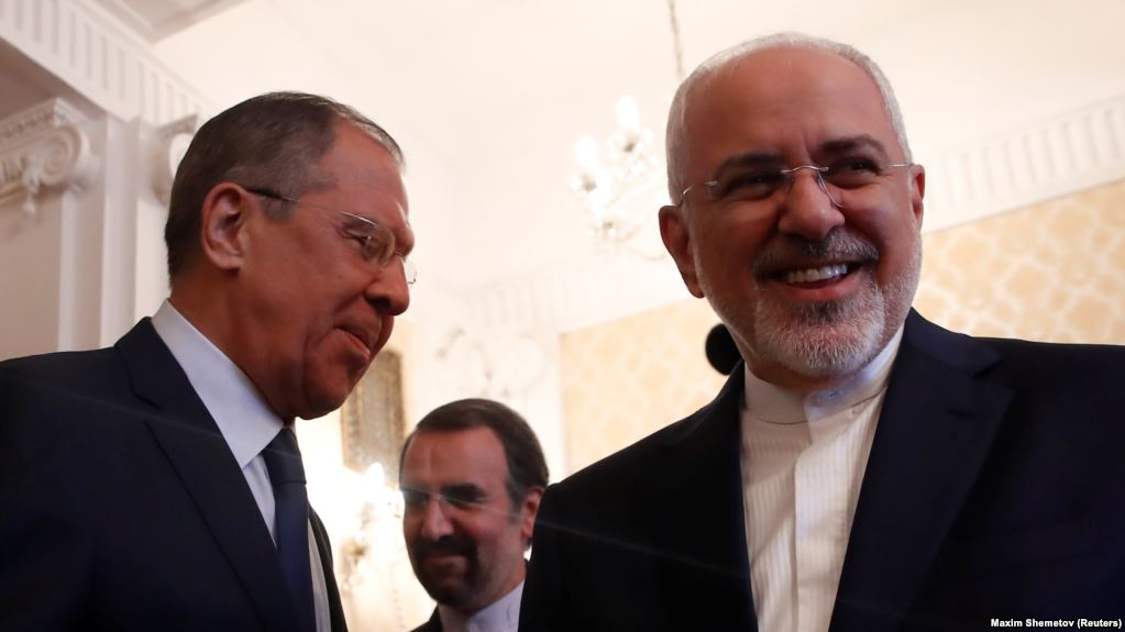 Iran's Zarif offers a new long-term cooperation agreement to Russia