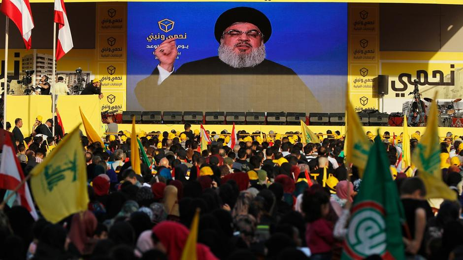 Hezbollah leader claims Iran-backed forces strong despite U.S. sanctions