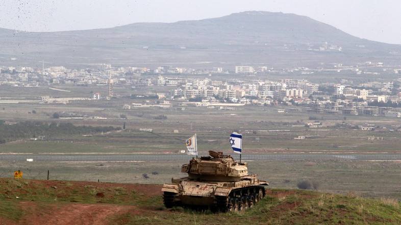 Israel military official says Iran behind thwarted attack on Syrian border
