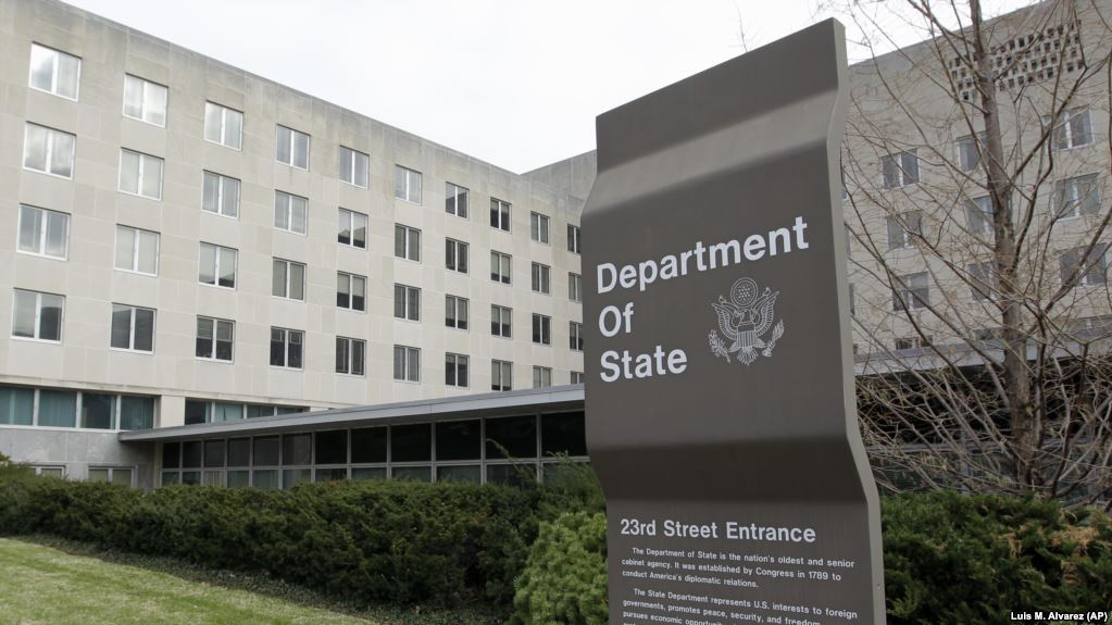 Iranian diplomats linked to assassinations in US State Department report