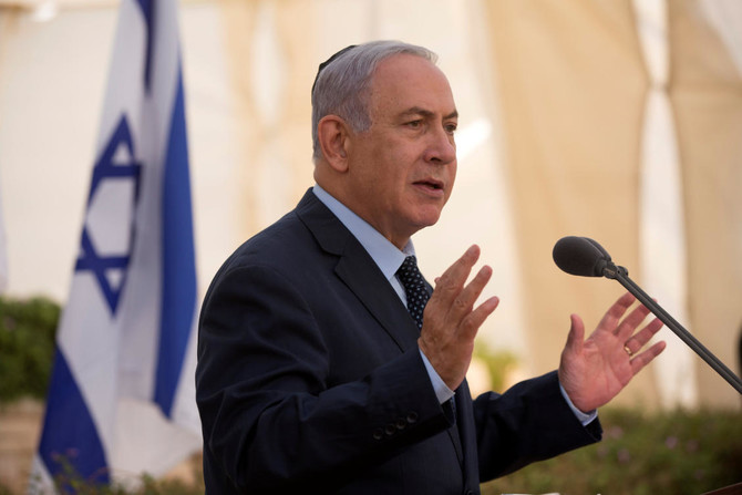 Netanyahu asks diplomats for sanctions on Hezbollah