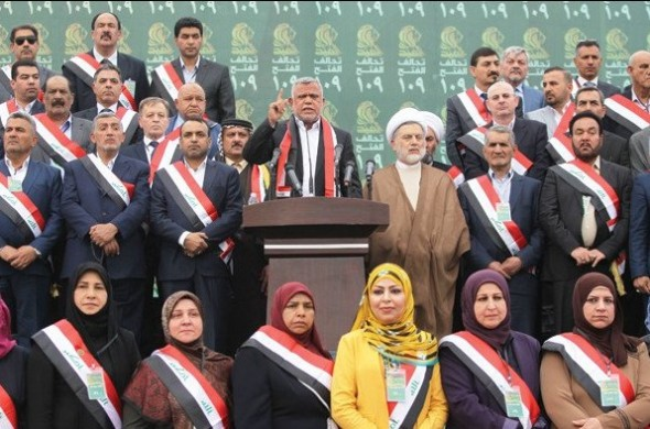 Partial results show pro-Iran groups losing Iraq election