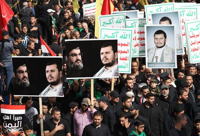 Iran-backed Houthis raise over $100k for Lebanese Hezbollah