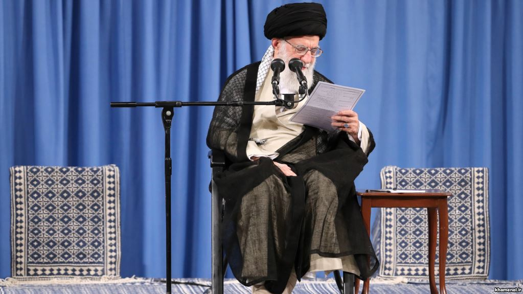 Khamenei's new catchphrase and the cottage industry to follow