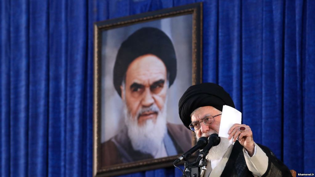 Iran's supreme leader rules out negotiations with US