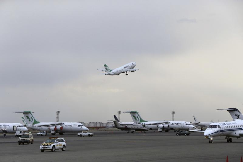 Iran's Revolutionary Guard says airplane hijacking disrupted