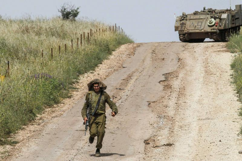 Israeli strategists warn of war with Iran, Syria, Lebanon