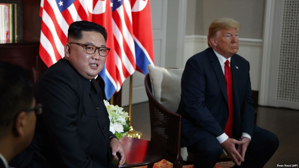 N. Korea summit shows need to stop Iran from getting nukes