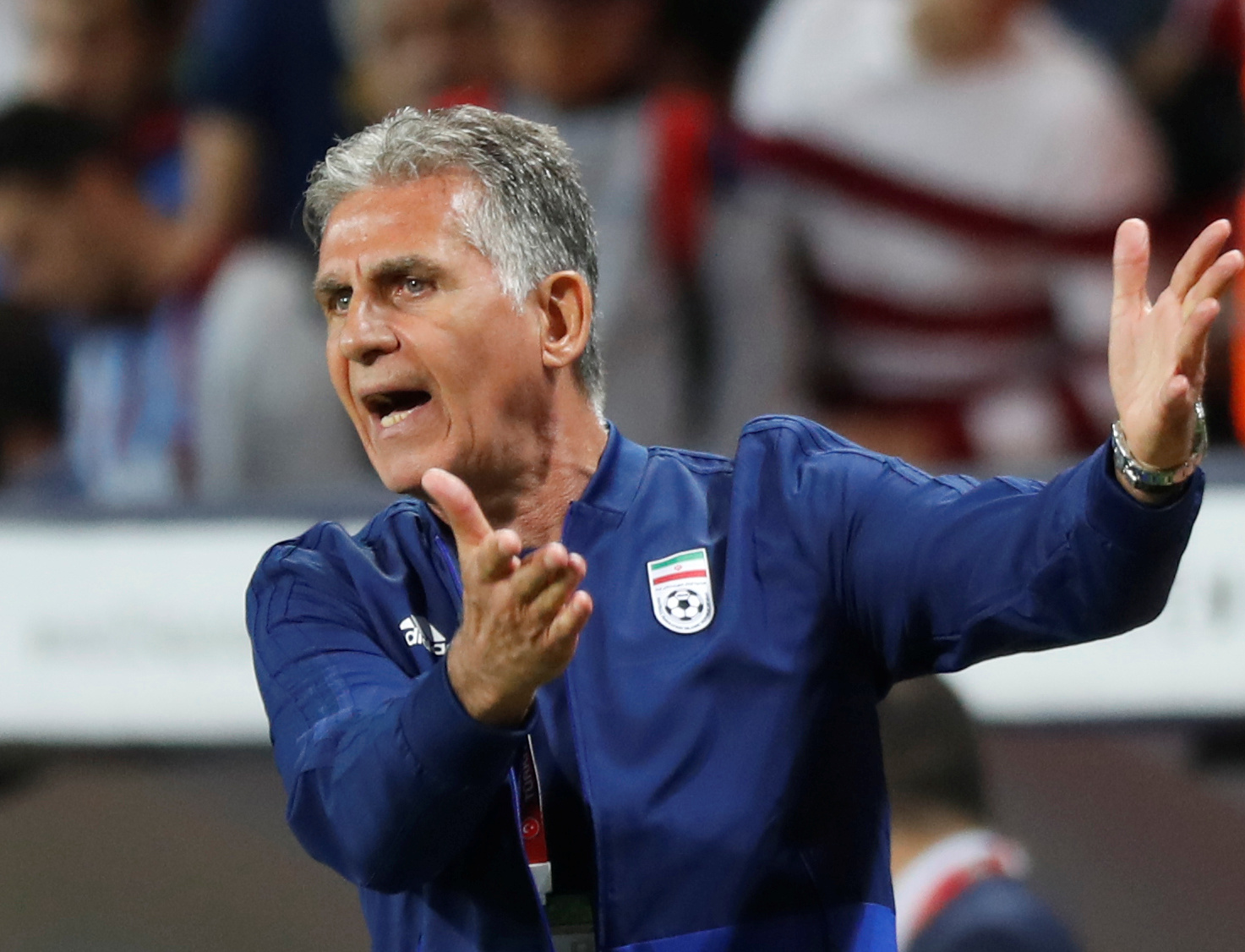 Beware of sharks: Queiroz wary as Iran storm into Asian Cup semis