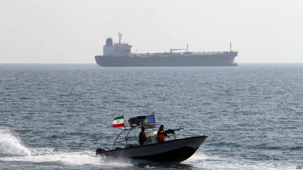 Iranian fuel seized by U.S. to reach Texas within days