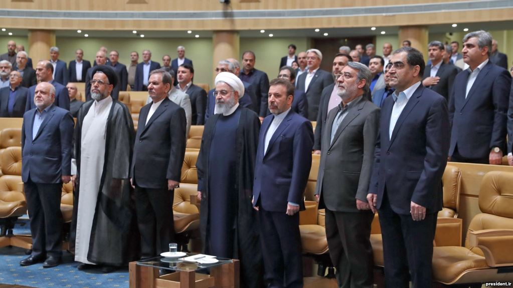 More Iranian cabinet ministers resign amid economic crisis
