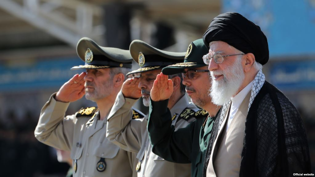 Iran has been moving toward a military dictatorship, one parliament at a time