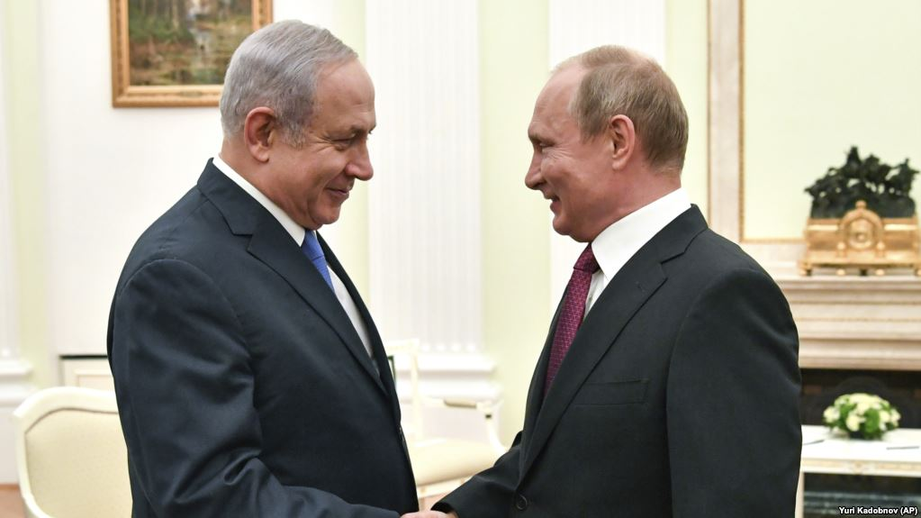 US-Russian-Israeli meeting to 'contain Iran'