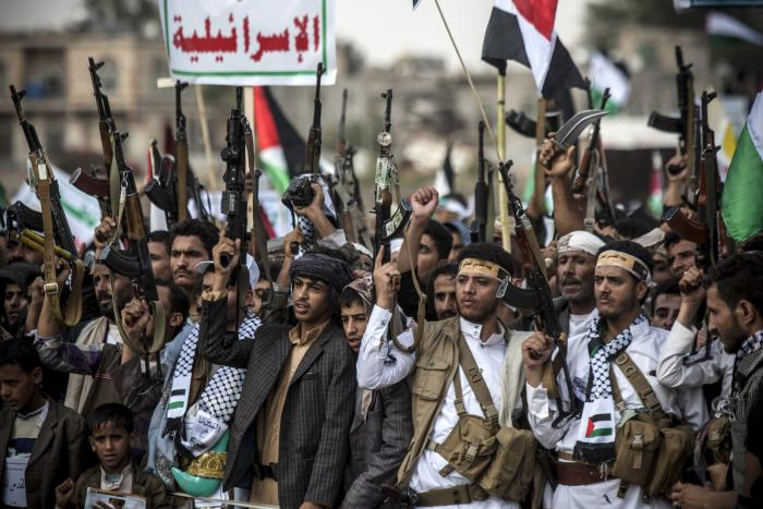 Iran-backed Houthis crackdown on civil society groups in Sanaa