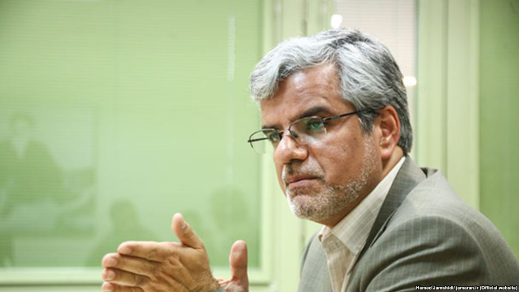 Iranian MP Mahmoud Sadeghi says he tested positive for coronavirus