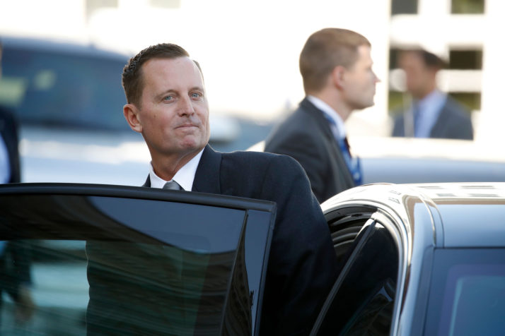 US ambassador Grenell blasts Germany for celebrating Iranian Islamic Revolution anniversary