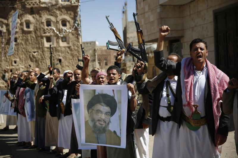 Iran-allied Houthis accused of exploiting Beirut blast to raise donations for Hezbollah