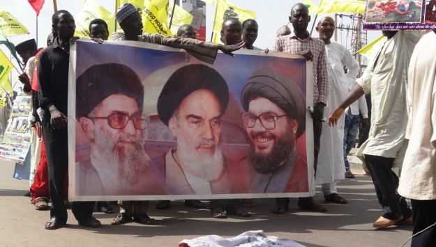 Hezbollah allegedly training Nigerian Shiites to expand influence in West Africa