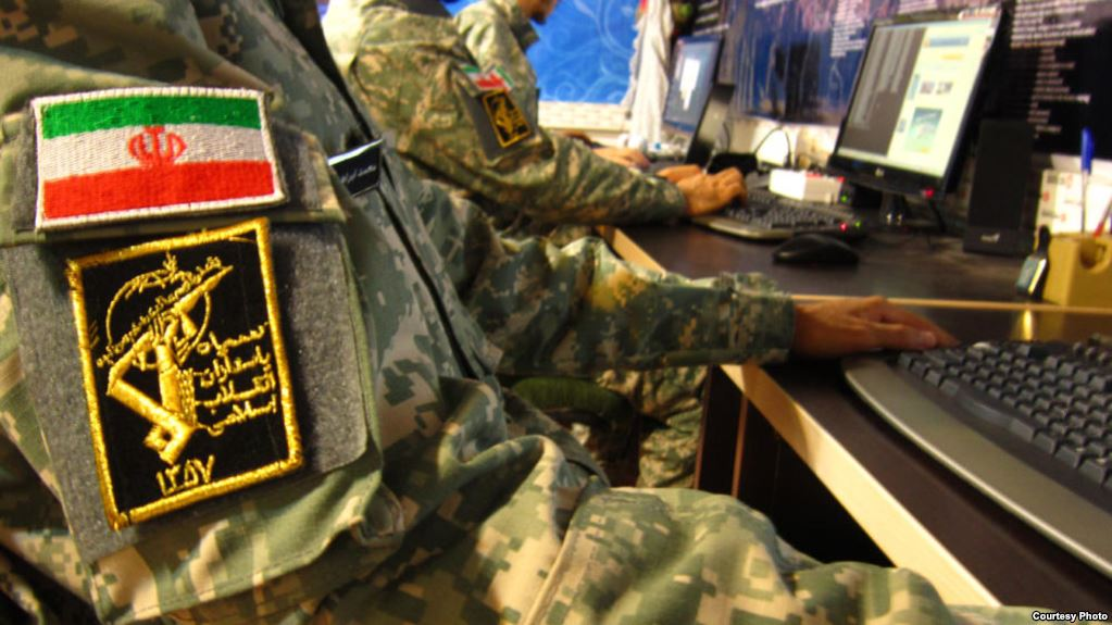 What is the Iranian cyber-army's mission?