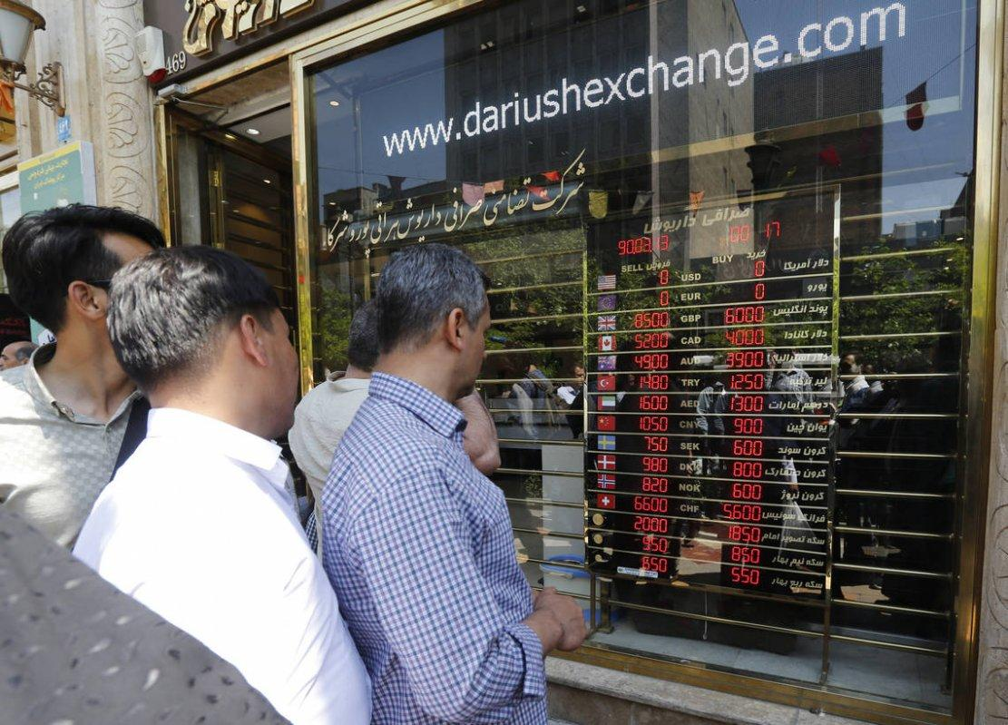 Iran to force exporters to repatriate their hard currency earnings amid devaluation