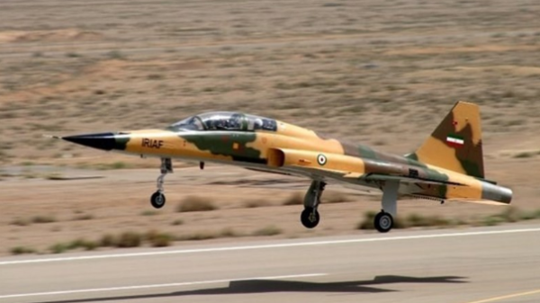 Is Iran's 'new' jet fighter or a total hoax?