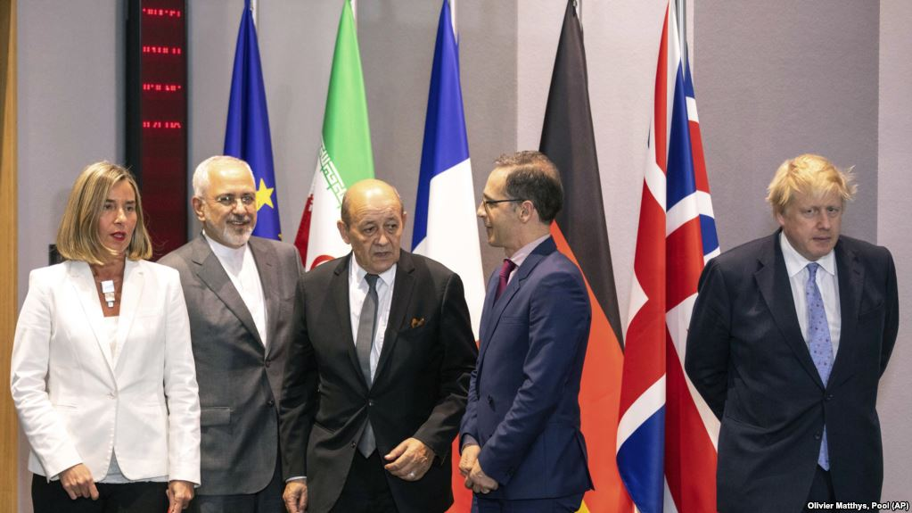 France, Germany, Britain urge Iran to reverse nuclear deal breaches