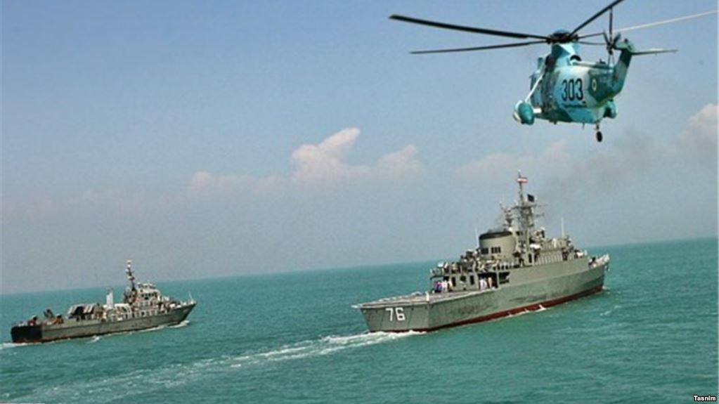 Iran, China, Russia start joint naval drills