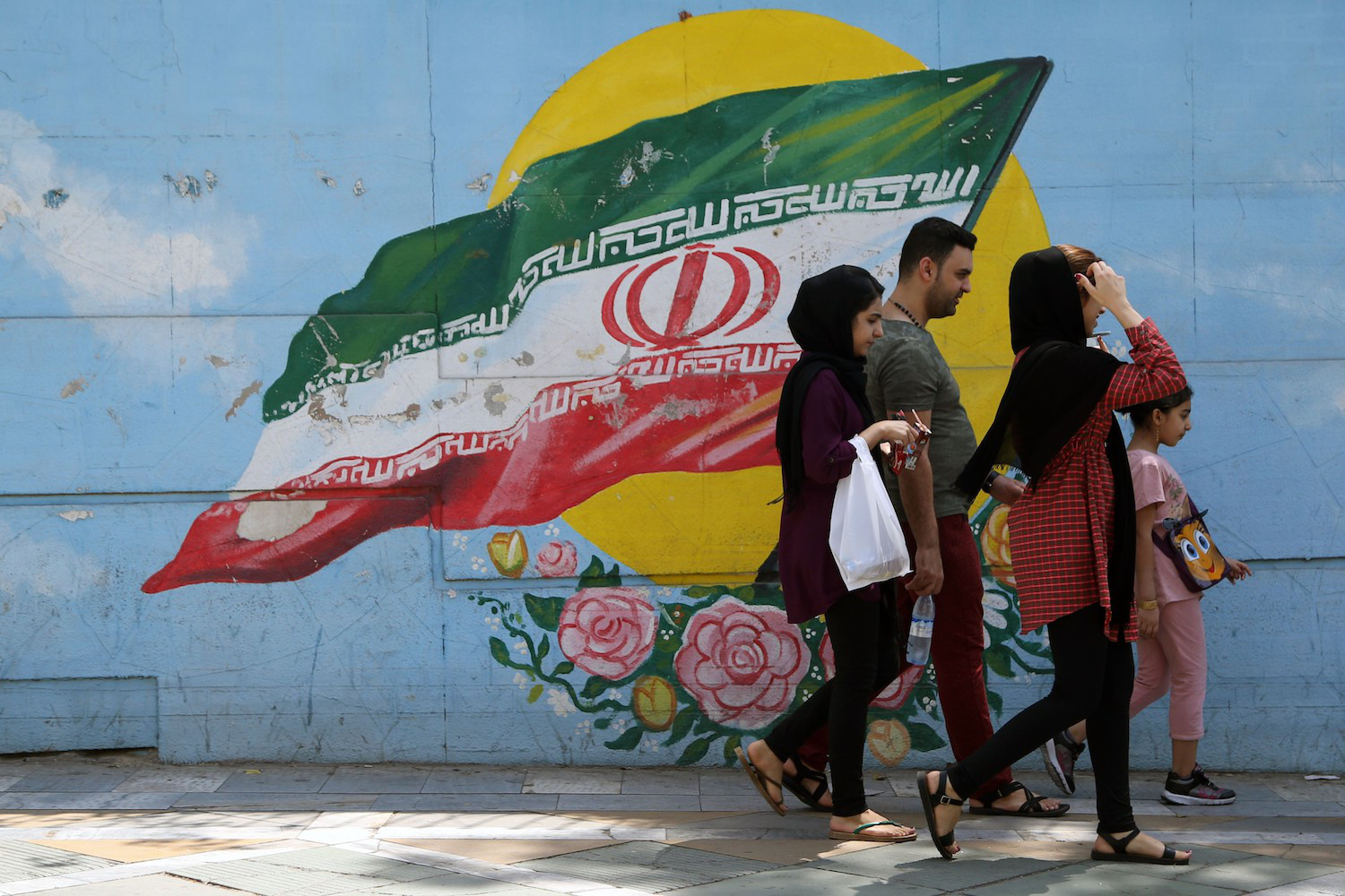 Iranians flee their failing state for Turkey and beyond