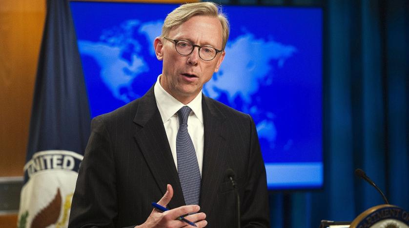Brian Hook says US will expose Iran officials 'in the shadows'