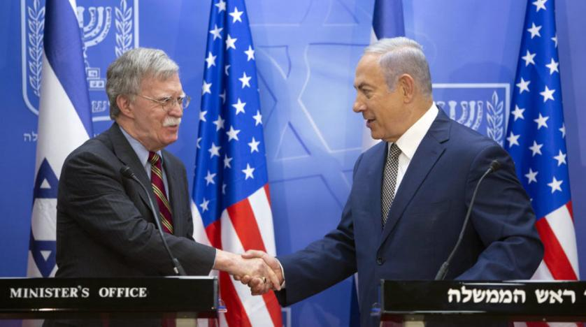 Netanyahu expects US to remain tough on Iran after Bolton sacking