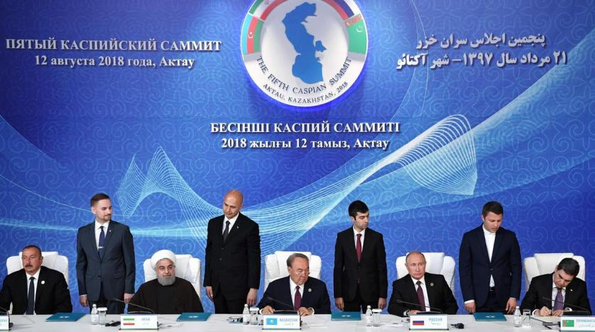 Who is behind Iran's debacle in the Caspian Sea?