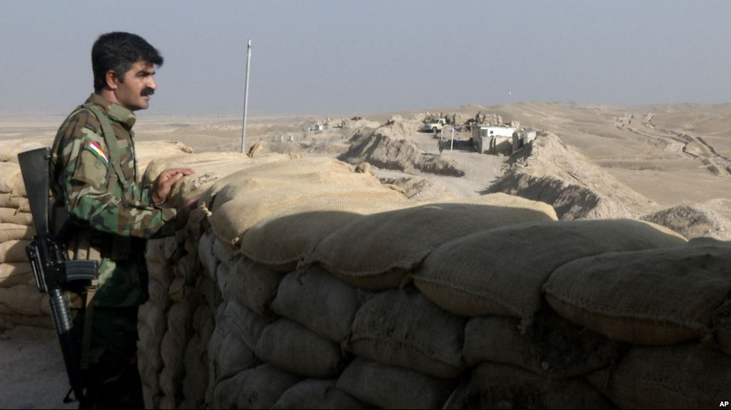 Gunmen kill 3 Iranian border guards near Iraq border