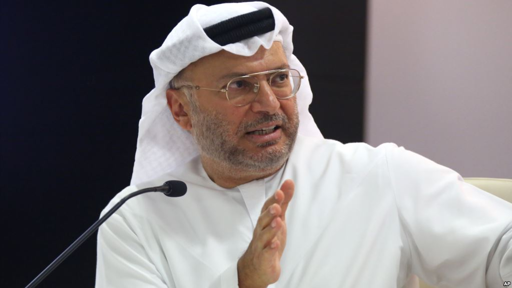 UAE says Israel deal not about Iran, rejects criticism from Turkey