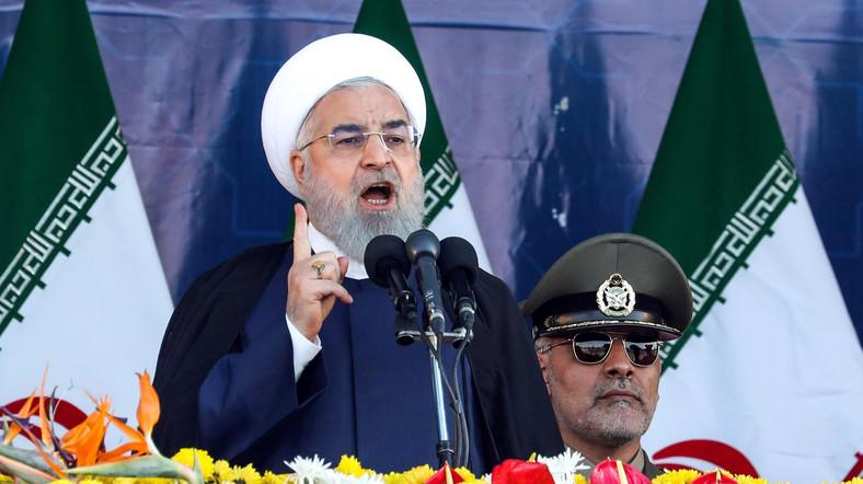 Rouhani says Iran to retaliate over any U.S. 'trouble' for Venezuela-bound tankers