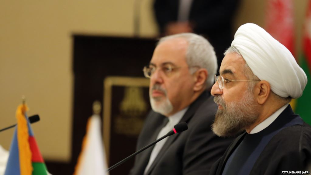 Iran president credits foreign ministry for campaign to lift sanctions